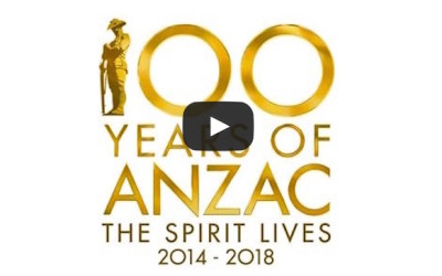 ANZAC Day at the AHC