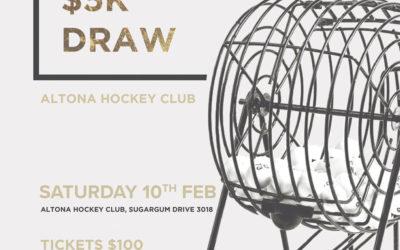 2018 $5,000 Draw